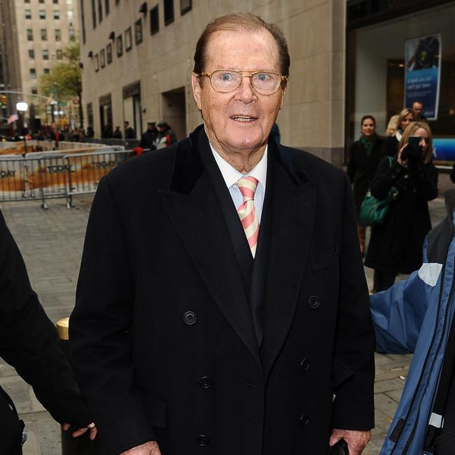Roger Moore: I was never confident with girls