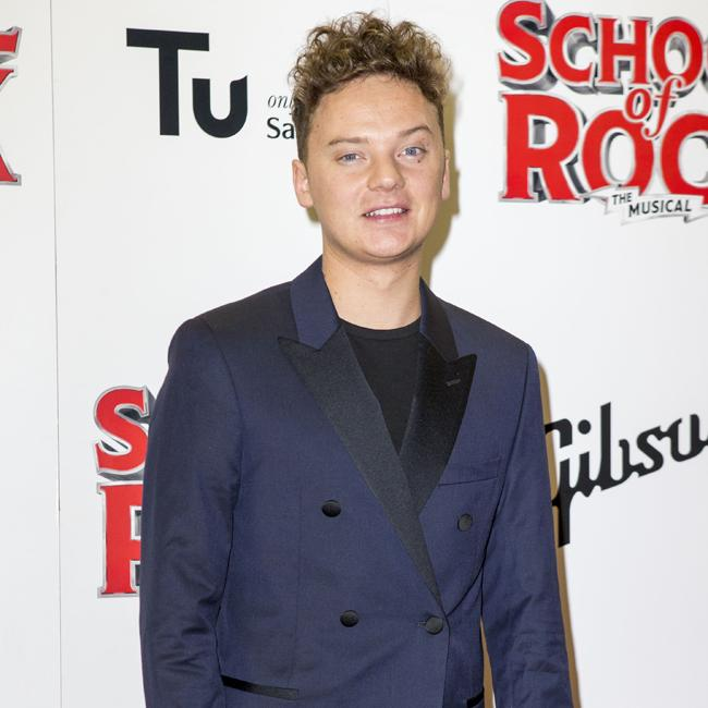 Conor Maynard doesn't own a TV