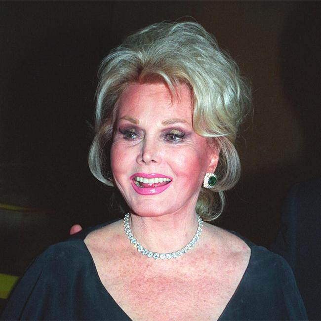 Zsa Zsa Gabor Archives Celebrity Gossip And Entertainment News
