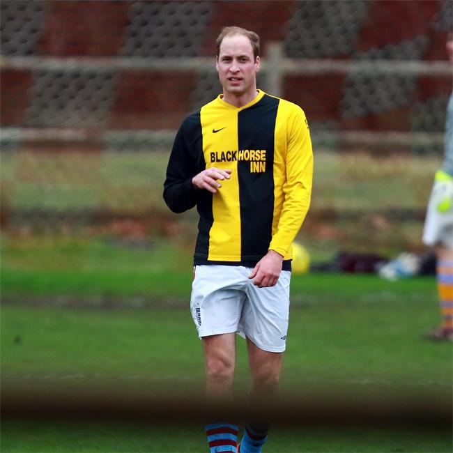Prince William to join in-laws for Boxing Day shoot