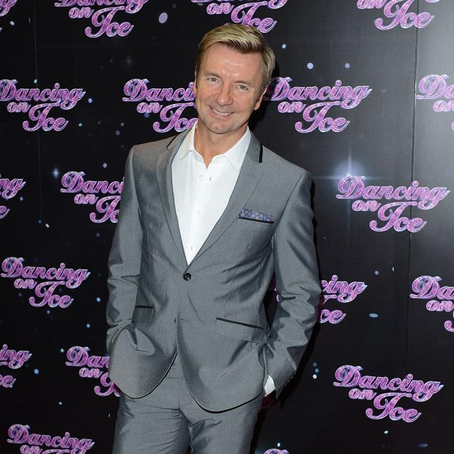 Christopher Dean had cancer scare