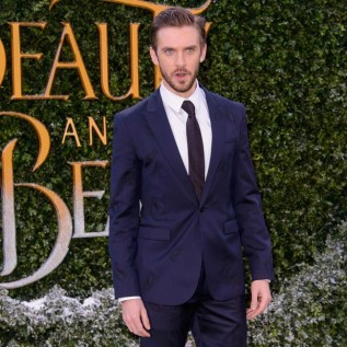 Dan Stevens overwhelmed at Beauty and the Beast premiere