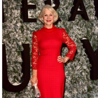 Dame Helen Mirren only started smiling in her 'mid-thirties'