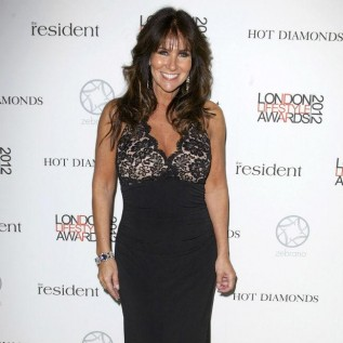 Linda Lusardi's model past never a part of daughter's life