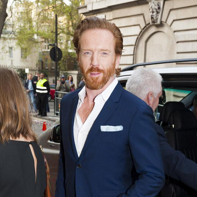 Damian Lewis My Wife Worries Our Kids Will Develop American Accents