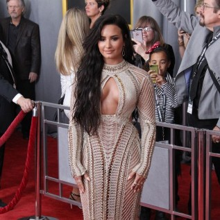 Demi Lovato gets 'nervous' watching MMA boyfriend fight