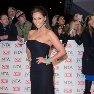 Vicky Pattison will work less this year