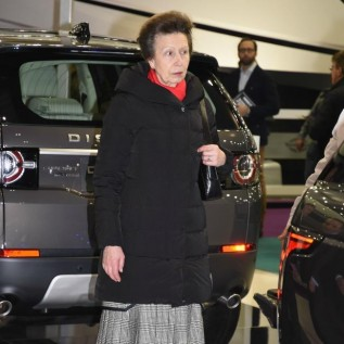 Princess Anne visits Sussex to celebrate Restorative Justice Partnership scheme