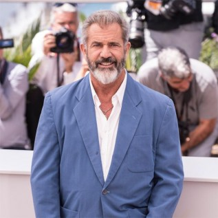 Mel Gibson would be a chef