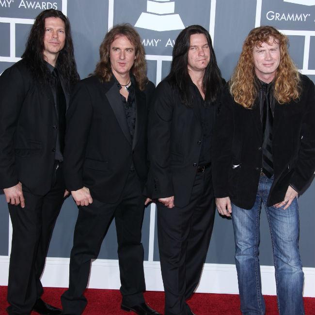 Megadeth working on new album