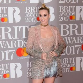 Katy Perry impressed by boozy Brits