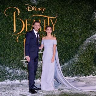 Dan Stevens and Emma Watson channel Beauty and the Beast