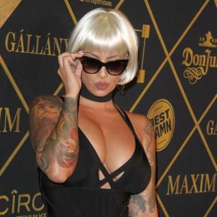 Amber Rose buys strip club