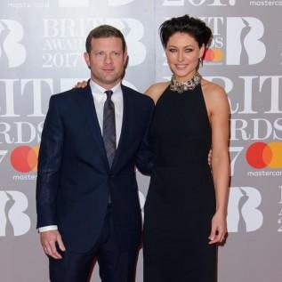 Dermot O'Leary and Emma Willis do stellar job at BRITs