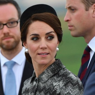 The Duchess of Cambridge is desperate to watch Moana