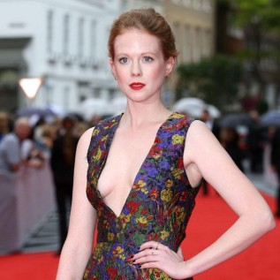 Zoe Boyle's 'terrifying' telling off from Maggie Smith