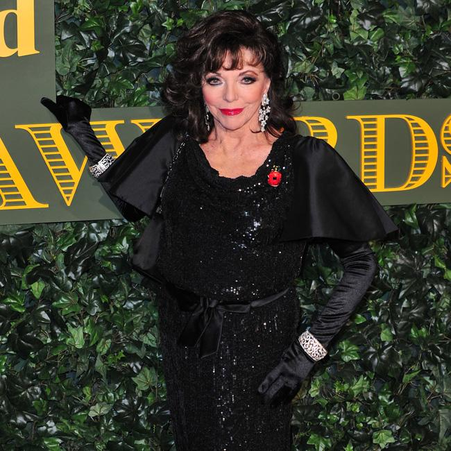 Joan Collins used to own camel memorabilia