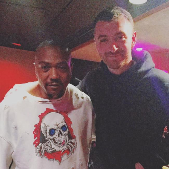 Sam Smith collaborates with Timbaland