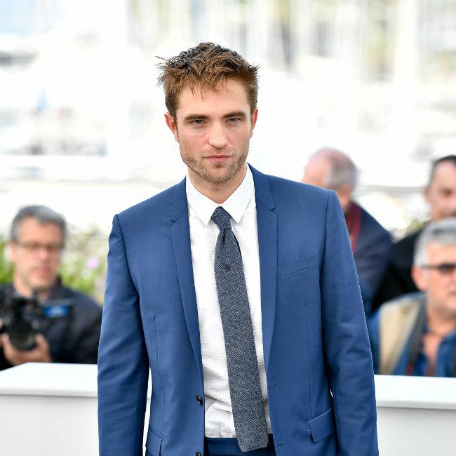 Robert Pattinson is 'manic'