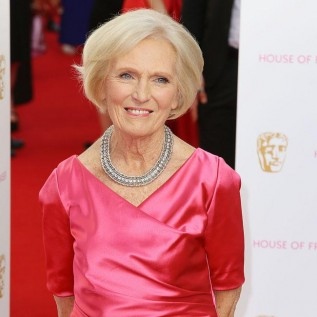Mary Berry and Prince Philip talk vegetables