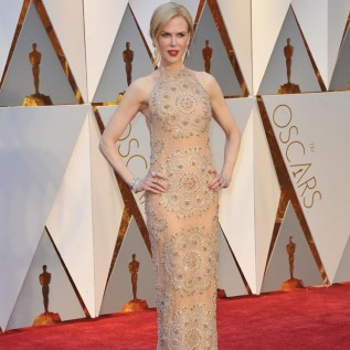 Nicole Kidman's young approach to acting career