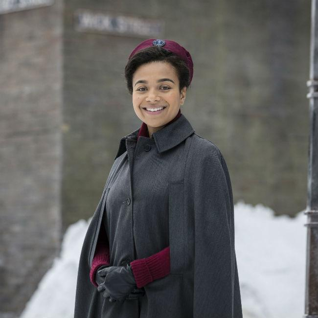 Leonie Elliott cast as Call the Midwife's West Indian character