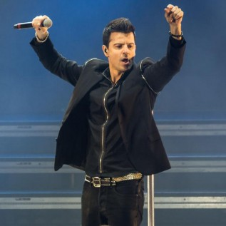 New Kids On The Block were under 'constant scrutiny'