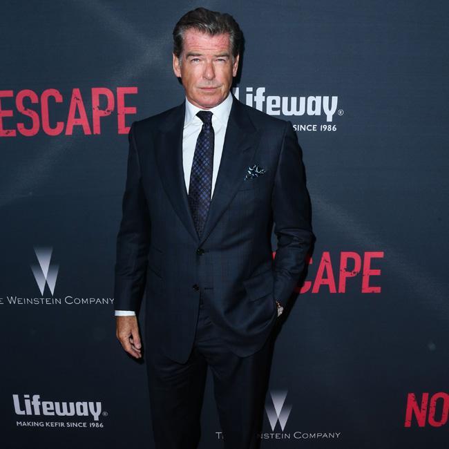 Pierce Brosnan got frustrated with James Bond