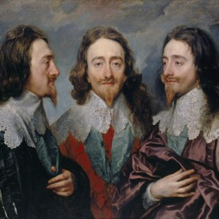 King Charles I's art collection reunited for first time in 350 years