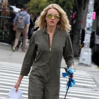 Naomi Watts is OK after Liev Schrieber split