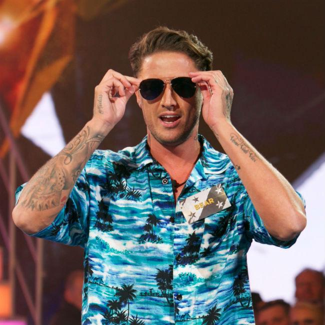 Stephen Bear wants to re-enter Celebrity Big Brother