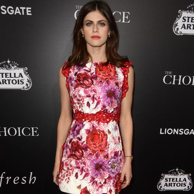 Alexandra Daddario's revenge on her high school crush