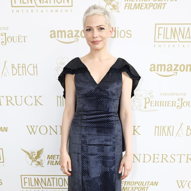 Michelle Williams proves less is more at Cannes Film Festival