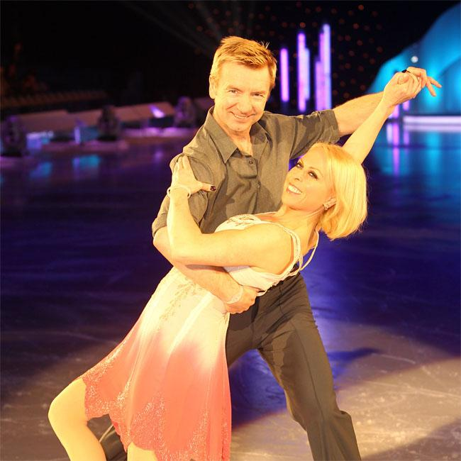 Jayne Torvill and Christopher Dean to be Dancing on Ice judges?