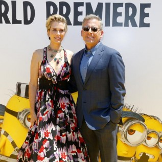 Steve Carell and Kristen Wiig didn't record Despicable Me 3 together