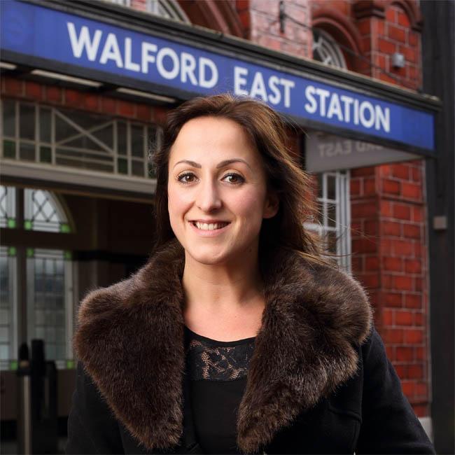 Natalie Cassidy won't leave EastEnders again