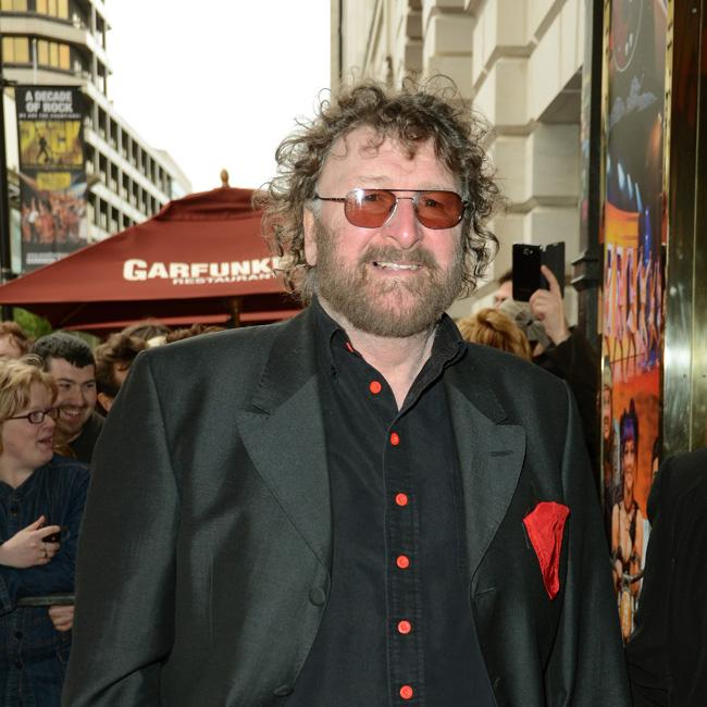 Chas Hodges fit for British Summer Time Hyde Park