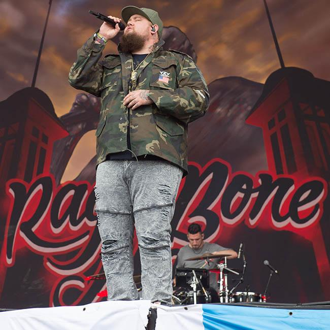 Rag 'n' Bone Man hails Glastonbury festival as highlight of his career