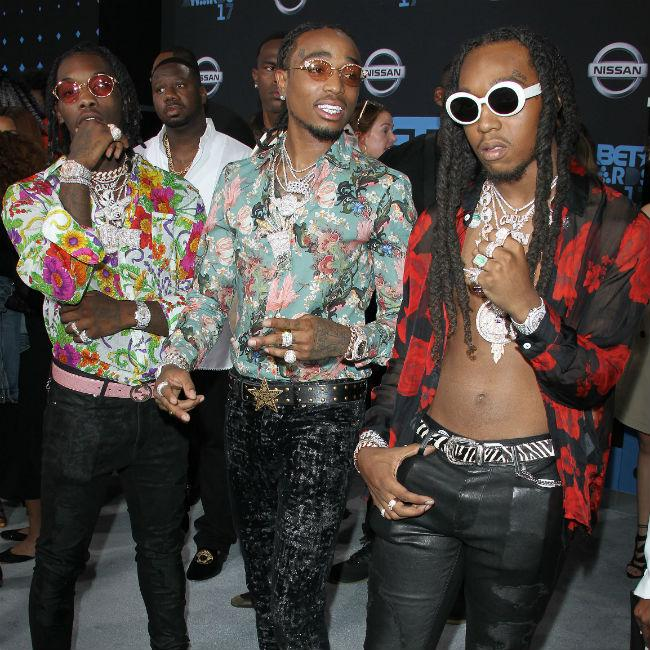 Chris Brown and Migos' entourages 'involved in brawl at BET Awards after-party'
