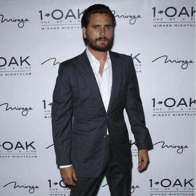 Scott Disick's worried pals