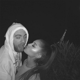 Mac Miller's birthday tribute for Ariana Grande