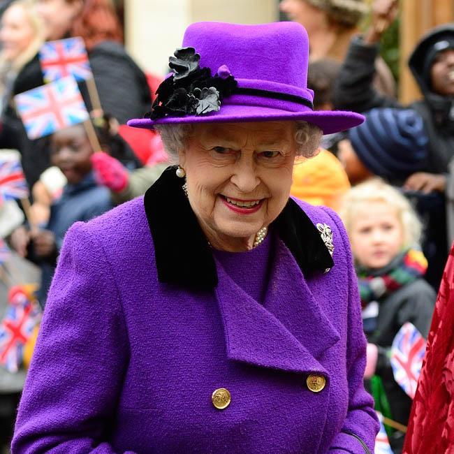Queen Elizabeth celebrates 100 years of prestigious order