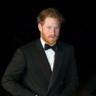 Prince Harry: I don't want to be a celebrity