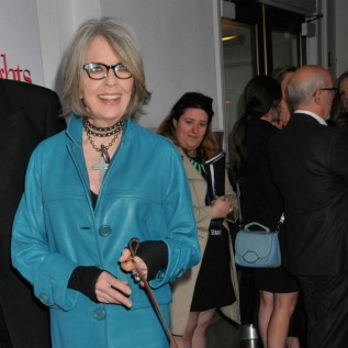 Diane Keaton's bulimia 'filled a hole' in her life