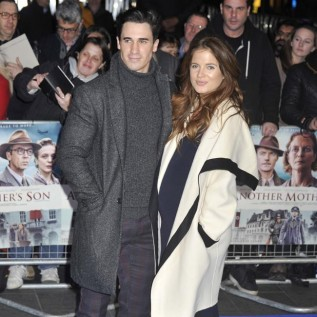 Binky Felstead and Josh Patterson reveal baby name