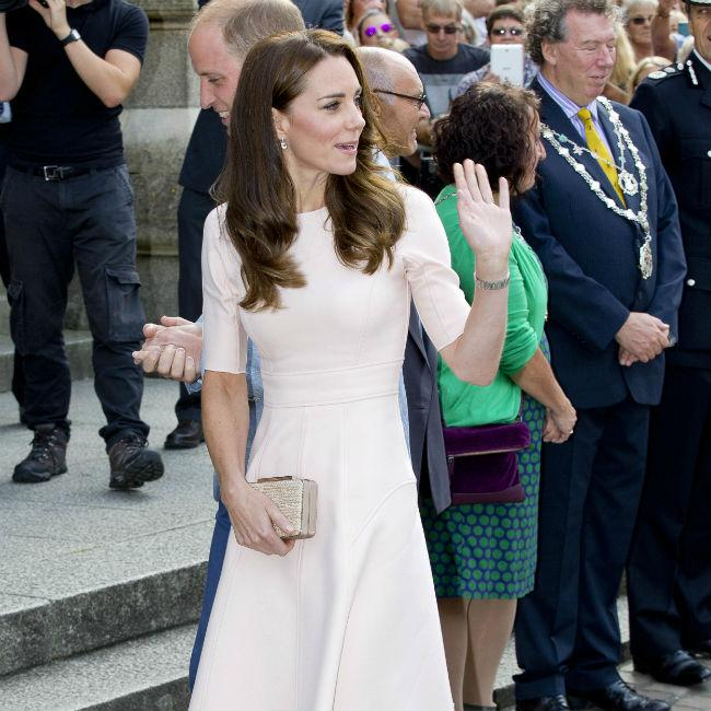 The Duchess of Cambridge's mother has a crush on Roger Federer