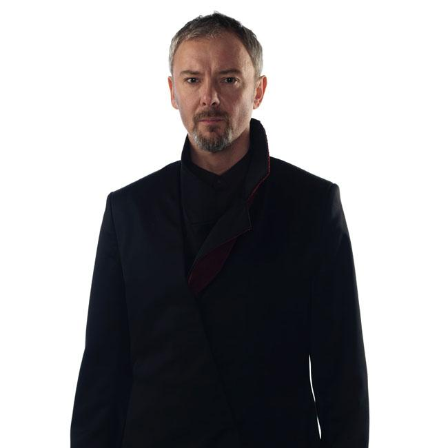 John Simm shocked by his Doctor Who disguise