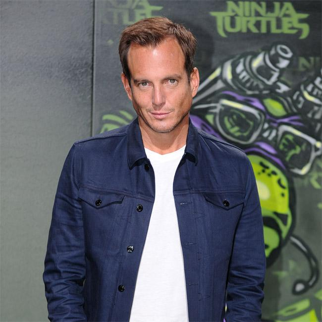 Will Arnett texting buddies with Prince Harry