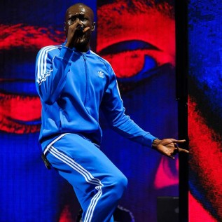 Stormzy called for Grenfell justice at Glastonbury