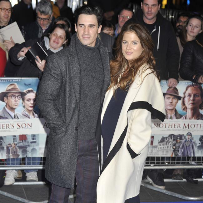 Josh Patterson moves in with Binky Felstead